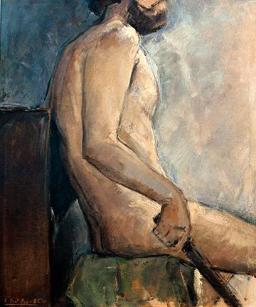 esteve-prat-paz-dibuixant-carbonet-pintor-oli-acrilic-bibliogradia-exposicions-critica-01-1981-oli-sobre-tela-55x46-cm