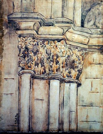 esteve-prat-paz-dibuixant-carbonet-pintor-oli-acrilic-bibliogradia-exposicions-critica-01-1987-fresc-17x23-cm