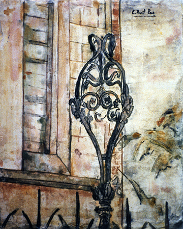 esteve-prat-paz-dibuixant-carbonet-pintor-oli-acrilic-bibliogradia-exposicions-critica-06-1987-fresc-17x23-cm