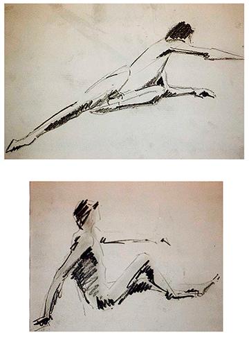 esteve-prat-paz-dibuixant-carbonet-pintor-oli-acrilic-bibliogradia-exposicions-critica-08-1981-llapis-sobre-paper