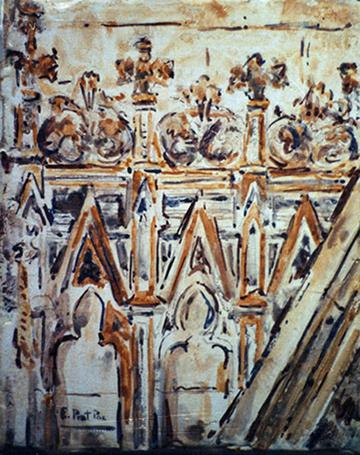 esteve-prat-paz-dibuixant-carbonet-pintor-oli-acrilic-bibliogradia-exposicions-critica-09-1987-fresc-17x23-cm