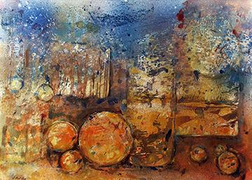 esteve-prat-paz-dibuixant-carbonet-pintor-oli-acrilic-bibliogradia-exposicions-critica-10-2015-tecnica-mixta-sobre-paper-50X35