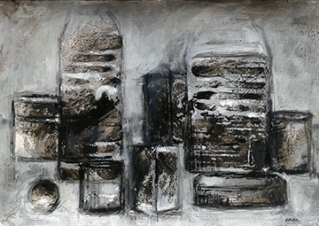 esteve-prat-paz-dibuixant-carbonet-pintor-oli-acrilic-bibliogradia-exposicions-critica-13-2015-Tecnica-mixta-sobre-paper-50X35-cm