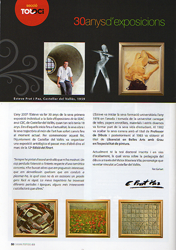 esteve-prat-paz-dibuixant-carbonet-pintor-oli-acrilic-bibliogradia-exposicions-critica-2008-tot-oci