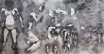 esteve-prat-paz-dibuixant-carbonet-pintor-oli-acrilic-bibliogradia-exposicions-critica-29-2016-tecnica-mixta-sobre-paper-286x152-cm