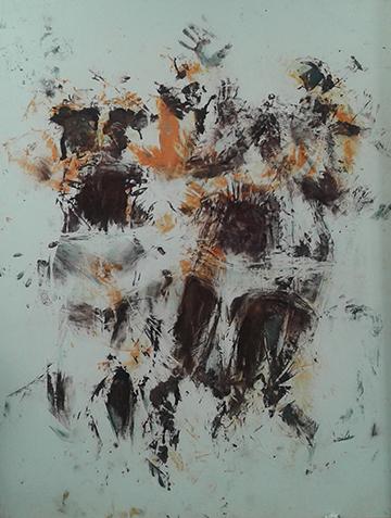 esteve-prat-paz-dibuixant-carbonet-pintor-oli-acrilic-bibliogradia-exposicions-critica-33-2016-tecnica-mixta-sobre-tela-197x152-cm