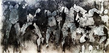 esteve-prat-paz-dibuixant-carbonet-pintor-oli-acrilic-bibliogradia-exposicions-critica-43-2016-Tecnica-mixta-sobre-cartro-305X153-cm