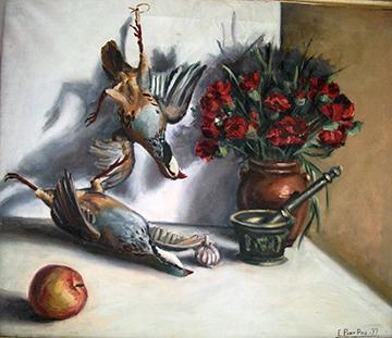 esteve-prat-paz-dibuixant-carbonet-pintor-oli-acrilic-bibliogradia-exposicions-critica-02-1977-oli-sobre-tela-55x46-cm
