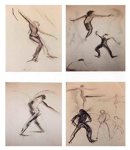 esteve-prat-paz-dibuixant-carbonet-pintor-oli-acrilic-bibliogradia-exposicions-critica-10-1981-conte-sobre-paper