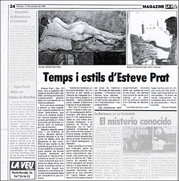 esteve-prat-paz-dibuixant-carbonet-pintor-oli-acrilic-bibliogradia-exposicions-critica-1981-la-veu
