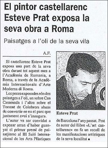 esteve-prat-paz-dibuixant-carbonet-pintor-oli-acrilic-bibliogradia-exposicions-critica-1999-diari-sabadell