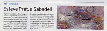 esteve-prat-paz-dibuixant-carbonet-pintor-oli-acrilic-bibliogradia-exposicions-critica-2016-lactual
